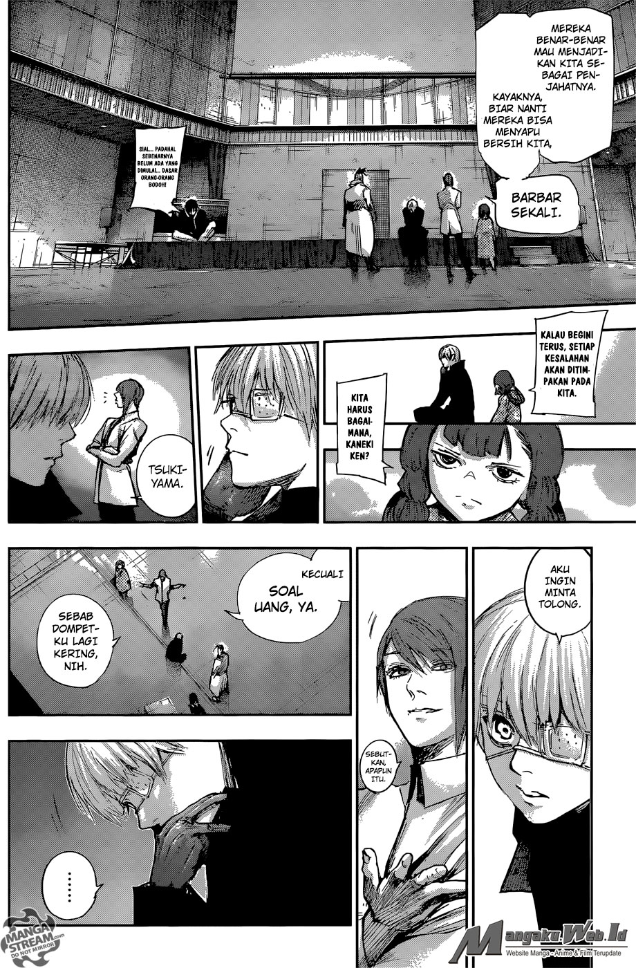 Tokyo Ghoul: Re Chapter 101-16