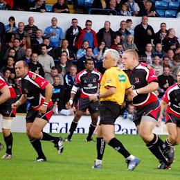 Cardiff v Ulster, Friday 12th September 2008