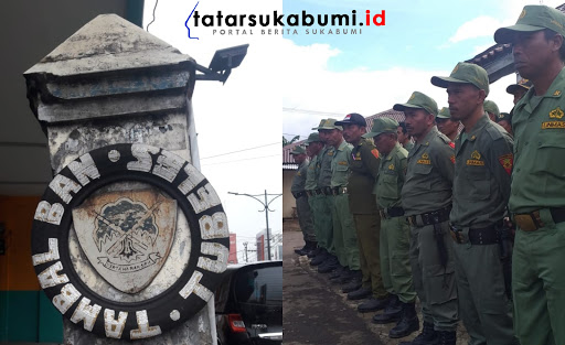 Tugu Hansip di Sukabumi, Bukti Sejarah yang Nyaris Tidak Dikenali