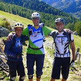 Bike - Enduro Tour Tarscher Alm 27.09.14