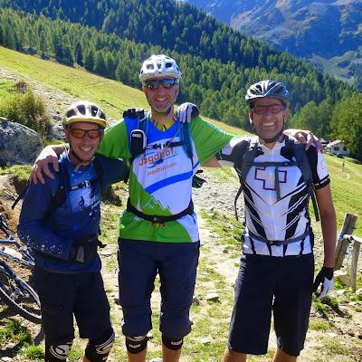 Enduro Tour Tarscher Alm 27.09.14