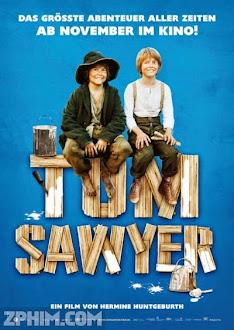 Những Cuộc Phiêu Lưu Của Tom Sawyer - Tom Sawyer (2011) Poster