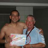 Afzwemmen volwassenen 21-06-2011