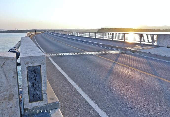 1 日本沖繩租車自由行 古宇利大橋 心型岩
