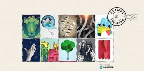 M&C Saatchi Abel Spreads Charity with Stamps for Good