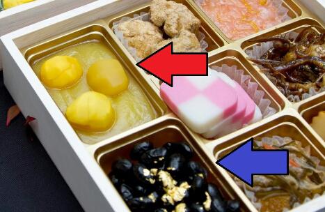 Es Krim Keberuntungan Tahun Baru Jepang! Cita Rasanya Terinspirasi oleh Masakan Tradisional Osechi
