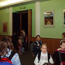 Výlet do 3D kina Boskovice 2010 - 2011