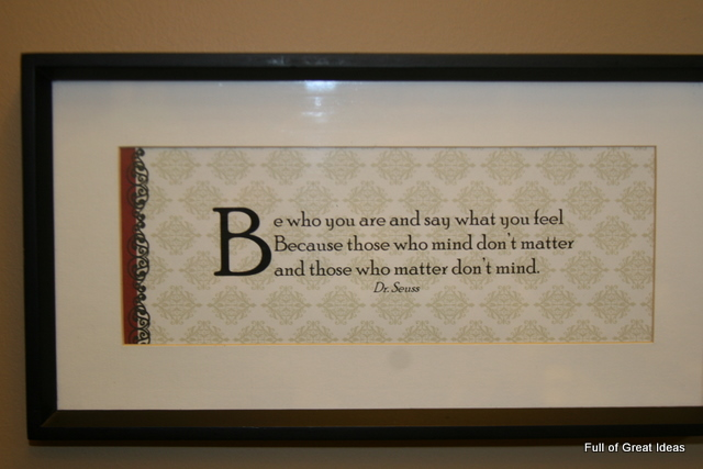 Printable Quotes To Frame Bathroom. QuotesGram