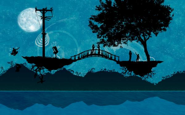 Dream Of Mystical Place, Fantasy Scenes 3