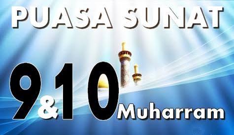 Puasa Sunnah Hari Asyuro (10 muharram) Melebur Dosa Setahun