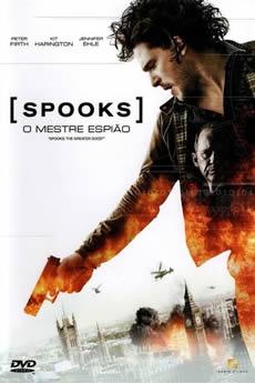 Baixar Filme Spooks: O Mestre Espião (2015) Dublado Torrent Grátis
