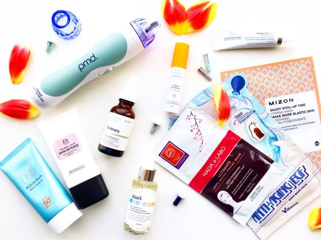 best anti ageing skincare products - pmd, retinols, sheet masks, vitamin c, spf