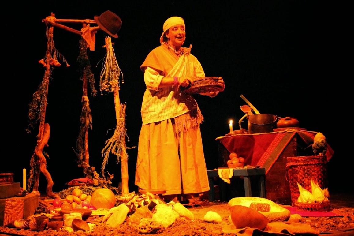 Un festival en el Pacífico Meridional. XXVII Festival de Teatro Manta, 2015