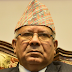The decision of Madhav Nepal's side to answer the explanation asked by Oli