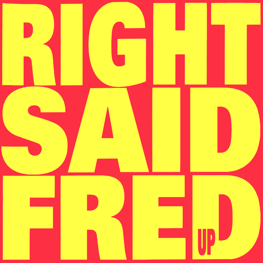 Album Artist: Right Said Fred / Album Title: Up