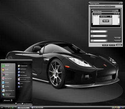 windows xp র একদম নতুন ফাটাফাটি থিম কালেকশন (updated)