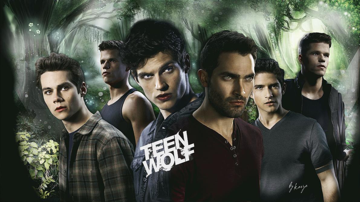 Xem Phim Người Sói Teen Phần 2 - Teen Wolf Season 2 - Wallpaper Full HD - Hình nền lớn