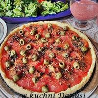 tarta prowansalska z pomidorami