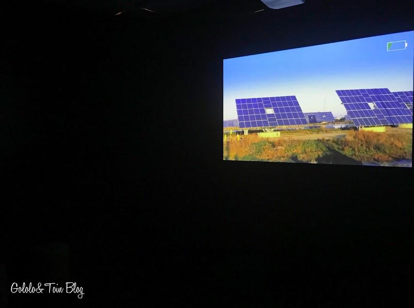 exposición cambio climático en el Planetario de Madrid
