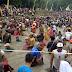 Sambut HUT Subang ke-69, Ribuan Warga Antusias Tangkap Ikan Tanpa Alat Untuk Pecahkan Rekor MURI