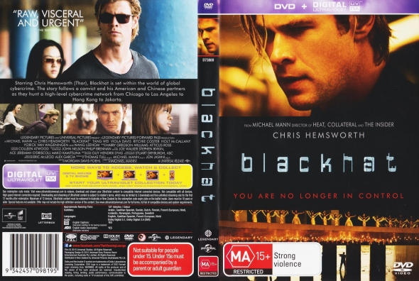 Blackhat Amenaza En La Red – Castellano, Inglés
