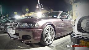 BMW 318ci sport - purple