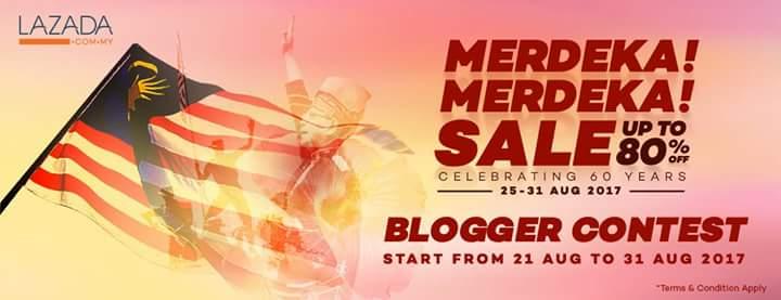 Merdeka!Merdeka!Blogger Contest