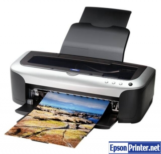 How to reset Epson 2100 with software
