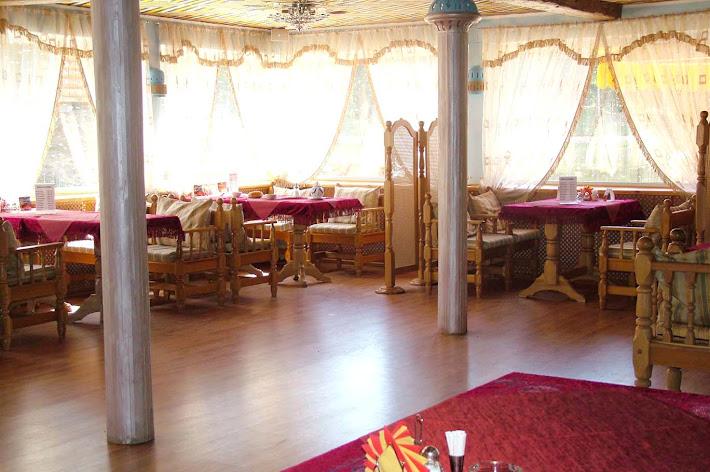 Фото №2 зала Ресторан «Белое золото»