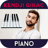 Kendji Girac Piano Icon