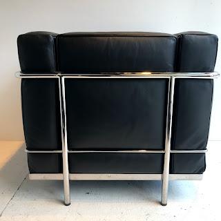 Cassina Le Corbusier LC2 Chair #1 | Shophousingworks