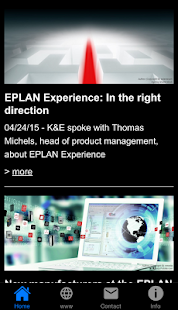 EPLAN Info Center- screenshot thumbnail