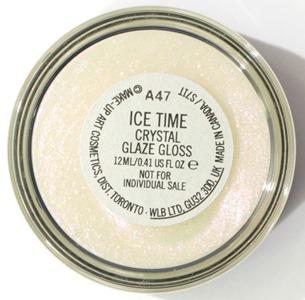 IceTimeCrystalGlazeGlossMAC
