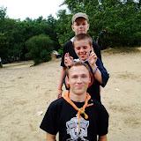 Groot kamp Koersel 2013 - deel 1