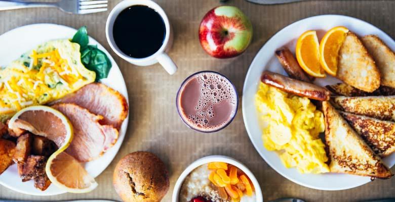Kahvaltılara dikkat