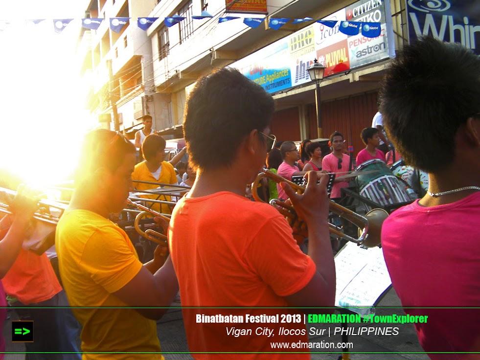 Viva Vigan Binatbatan Festival 2013