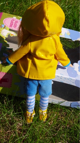Muddy Puddles Lottie Doll - Emma in Bromley