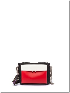 MARNI BLINKY COLLECTION XMAS 2016 - pocket bag front