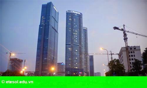 Hình 1: Quỹ đầu tư Qatar muốn mua tòa nhà Keangnam