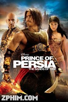 Hoàng Tử Ba Tư: Dòng Cát Thời Gian - Prince of Persia: The Sands of Time (2010) Poster