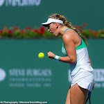INDIAN WELLS, UNITED STATES - MARCH 20 : Victoria Azarenka at the 2016 BNP Paribas Open