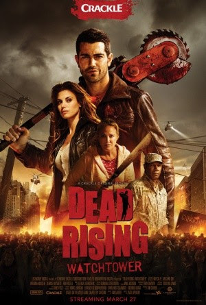 Filme Poster Dead Rising Watchtower HDRip XviD & RMVB Legendado