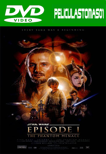 Star Wars. Episodio 1: La amenaza fantasma (1999) DVDRip