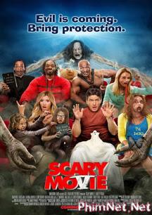 Liên Khúc Phim Kinh Dị 5 Full Hd - Scary Movie 5 - 2013