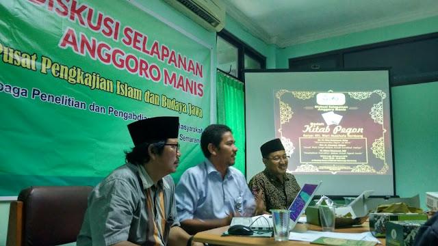 Kitab Pegon Jawa Berisi Pesan Sejarah dan Nasionalisme