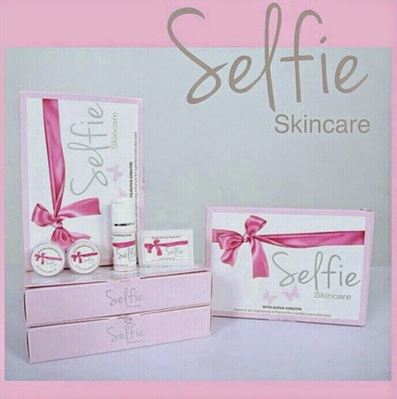 selfie skincare