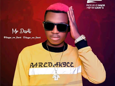Music : Mr Darti – Be Strong [Audio + Video]