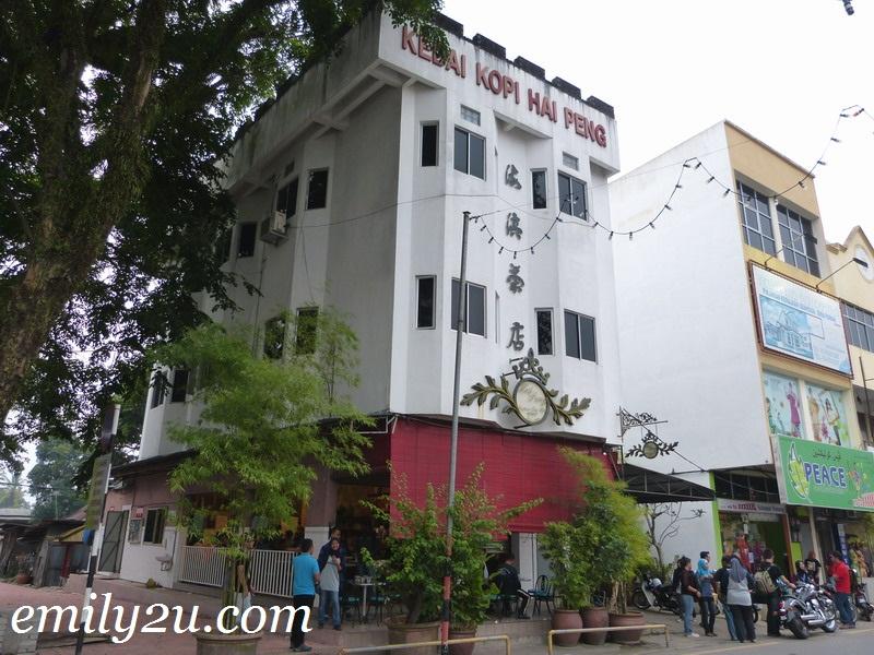 Kedai Kopi Hai Peng, Chukai, Kemaman, Terengganu