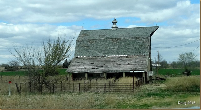 Barn in Kansas