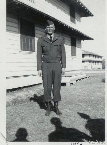 Dad before Korea